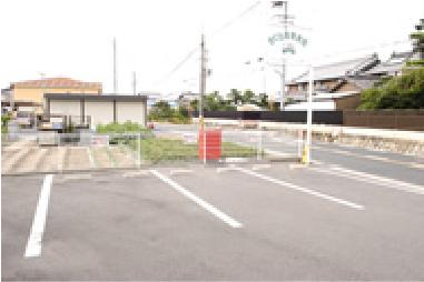 第一駐車場地図